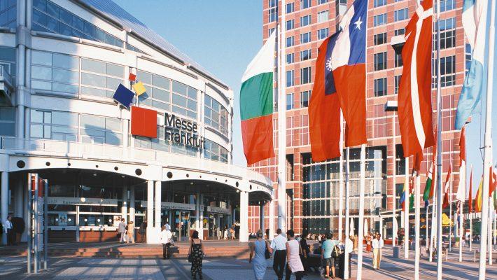 Frankfurt Entrance